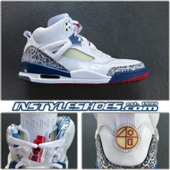2007 Jordan Spizike True Blue 315371-163