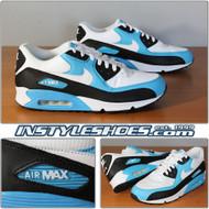 Air Max 90 Vivid Blue 302519-116