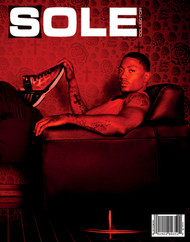 SoleCollector Issue #38 Derrick Rose Adidas