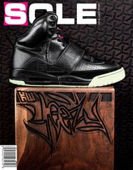 SoleCollector Issue #29 The Air Yeezy Issue