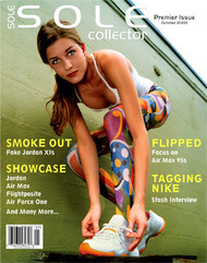 SoleCollector Issue #1 The Premier