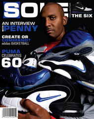 SoleCollector Issue #25 Penny Hardaway