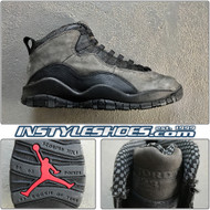 Air Jordan 10 OG Shadow Grey 130209-001