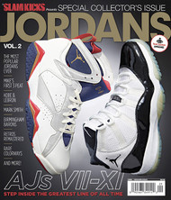 SLAM Kicks Presents Special Collectors Issue: Jordans Vol 2