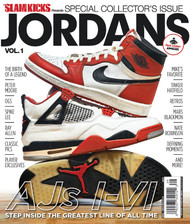 SLAM Kicks Jordans Vol 1