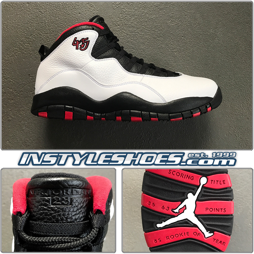wholesale dealer 24eca d5772 Air Jordan 10 Double Nickel 310805-102