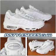 Air Max 95 White Silver 609048-110