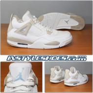 Wmn's Air Jordan 4 Sand 313559-142