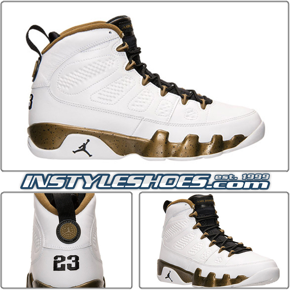 check out 132f2 f15a6 Air Jordan 9 Statue 302370-109