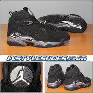 Air Jordan 8 Chrome 305381-003
