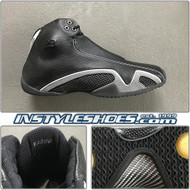 Air Jordan XX1 Black Flint Grey 313038-001
