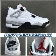 Air Jordan 4 OG White Cement 840606 -192