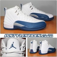 Air Jordan 12 French Blue 130690-113