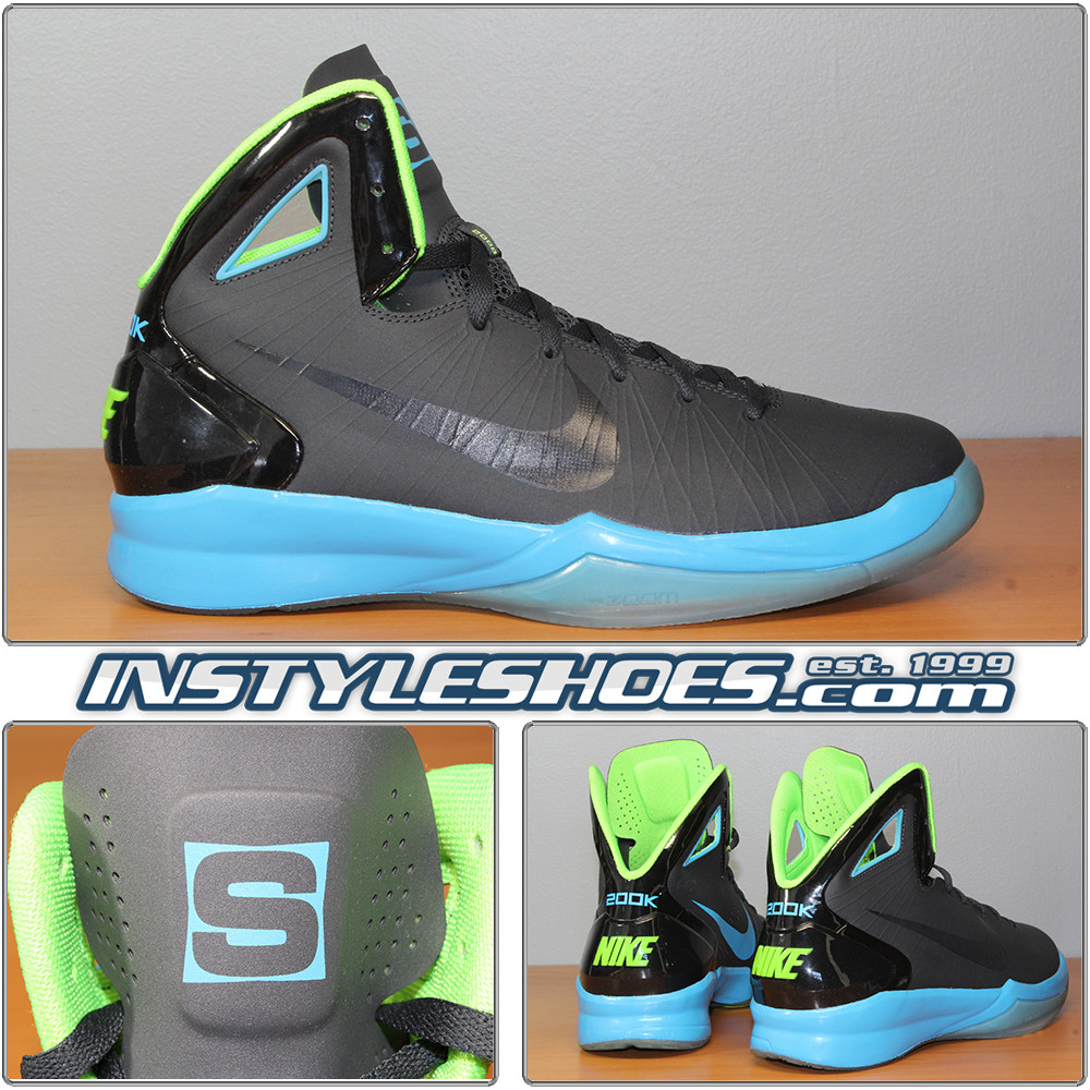 e2b8e07766ad Nike Hyperdunk Sole Collector 200K