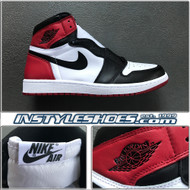 Air Jordan 1 OG Black Toe 555088-125
