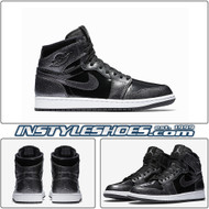Air Jordan 1 GS Black Patent Leather 705300-017