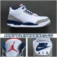Air Jordan 3 OG True Blue 854262-106