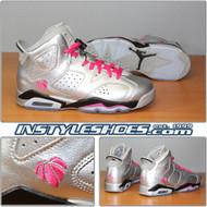 Air Jordan 6 Valentines Day 543390-009