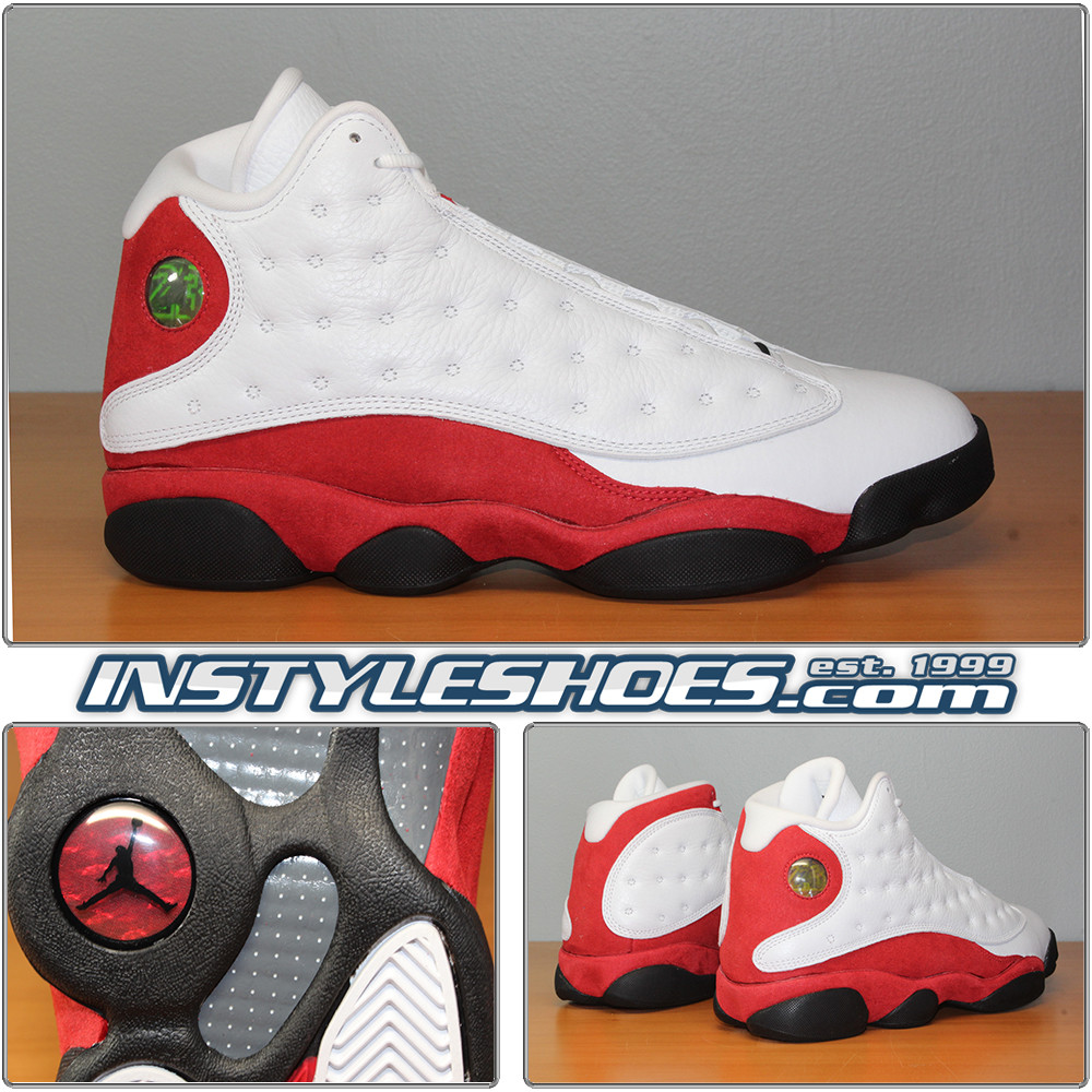 promo code 15ee0 6e91f Air Jordan 13 Chicago 414571-122 2017