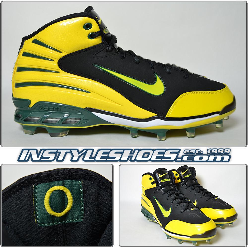 487ea80b9 Nike Air Zoom Assassin TD - Oregon PE - Football Cleats. Price   139.99.  Image 1