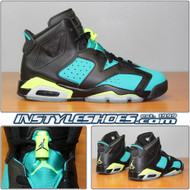 Air Jordan 6 Turbo Green GS 543390-043