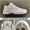 Air Jordan 12 Low Wolf Grey 318317-002