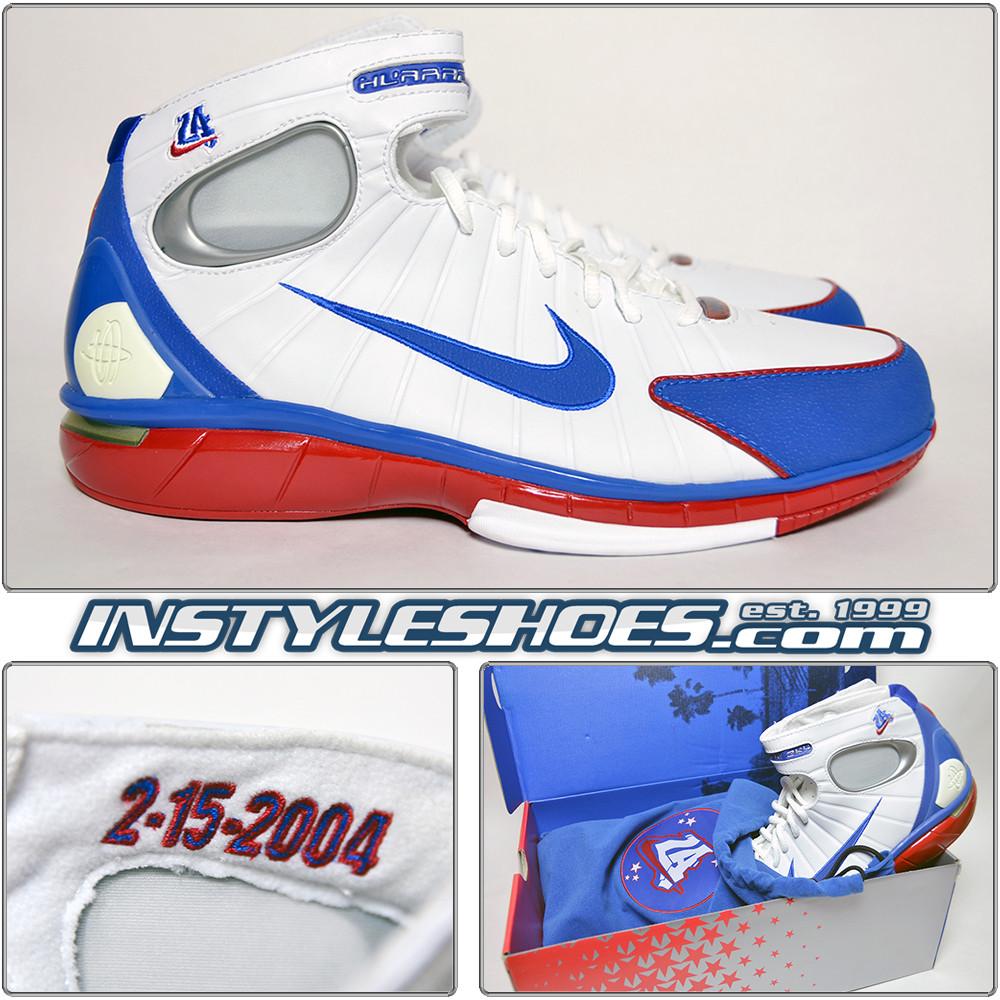 best website 51b69 257bc Nike Air Zoom Huarache 2K4 LA All-Star 308475-146