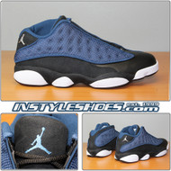 7e0a9d3d38f7 Air Jordan 13 Low Brave Blue 310810-407
