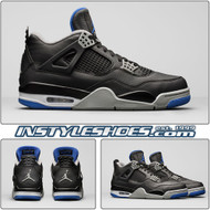 Air Jordan 4 GS Alternate Motorsports 408452-006