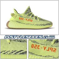 Yeezy 350 Semi Frozen Yellow B37572
