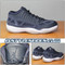 Air Jordan 11 Low IE Obsidian 919712-400