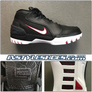 Air Zoom Generation Black White AJ4204-001