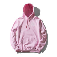 Anti Social Social Club Pink Hoodie Know You Better