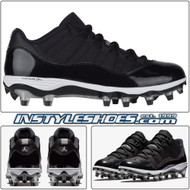 Air Jordan Retro 11 Low TD Cleats AO1560-011