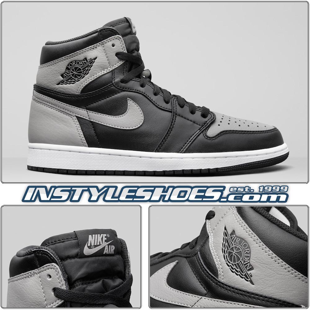 cheap for discount 08be6 0681f Air Jordan 1 High OG Shadow 555088-013