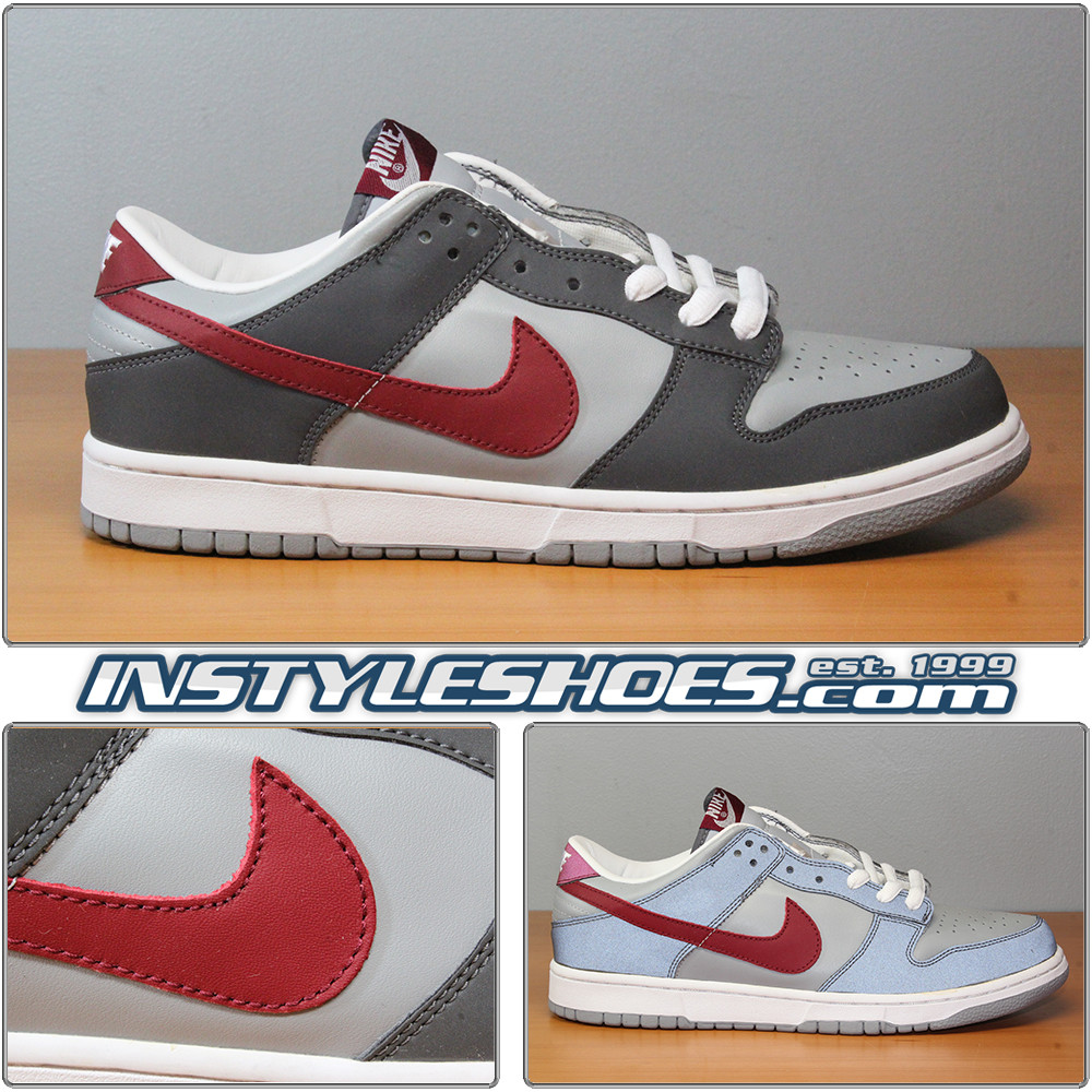 separation shoes 3517d 8b14e Dunk Low Team Red (Reflective) 624044-063
