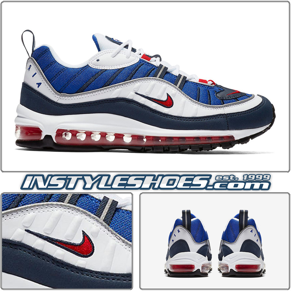 brand new 59e7b 745e4 Air Max 98 Gundam 640744-100