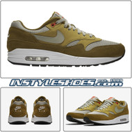 Atmos x Air Max 1 Green Curry 908366-300