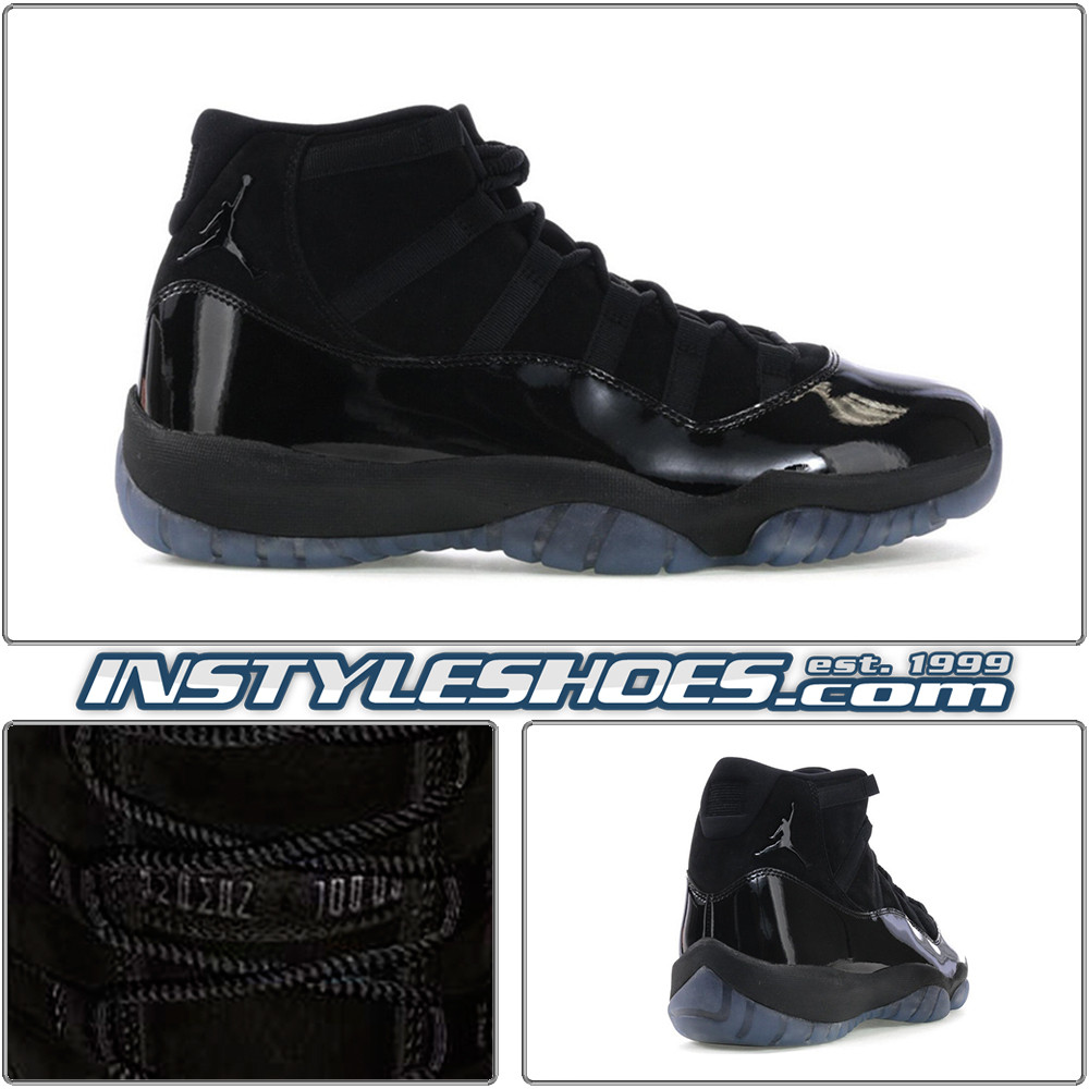 62072a58be9c Air Jordan 11 Cap And Gown 378037-005