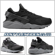 Air Huarache Black Dark Grey 318429-010
