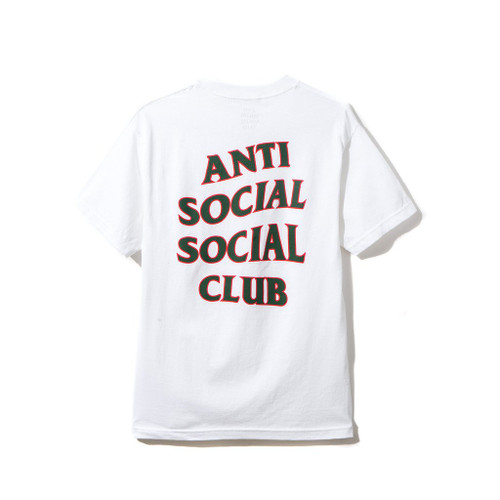 Anti Social Social Club Rodeo Dr White Tee