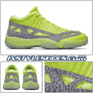 Air jordan 11 Low IE Volt 919712-100