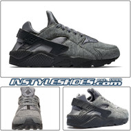 Air Huarache Run Tech Fleece 749659-002