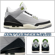 Air Jordan 3 Chlorophyll 136064-006