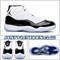 Air Jordan 11 Concord 378037-100