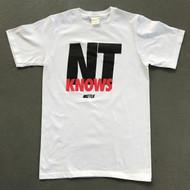 Niketalk NT Knows White T-Shirt
