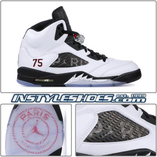 Air Jordan 5 PSG Friends & Family PE