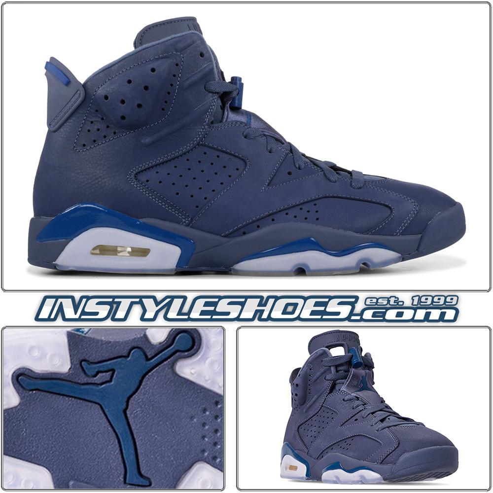 972458aad1ed9b Air Jordan 6 Diffused Blue 384664-400