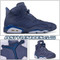 Air Jordan 6 Diffused Blue 384664-400