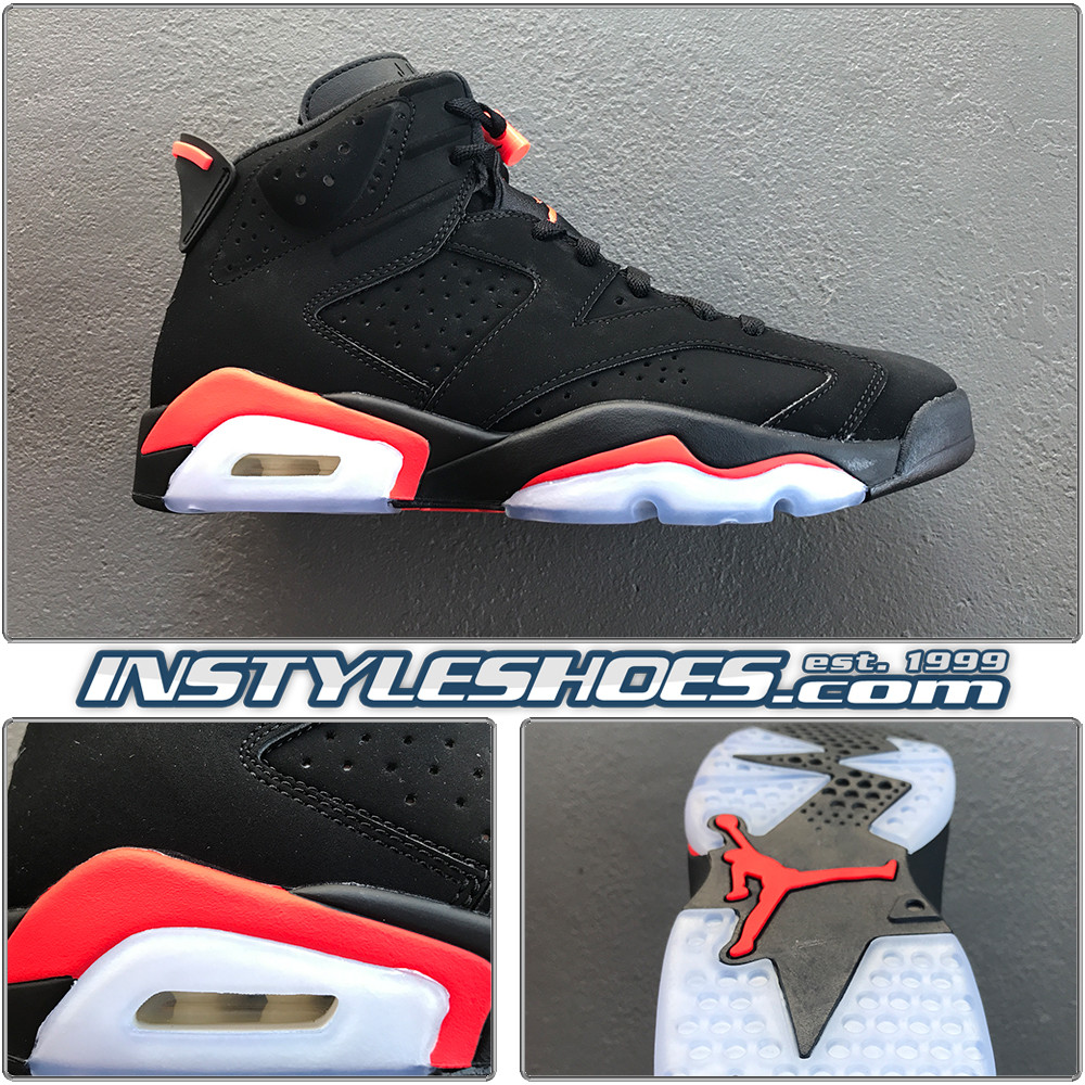 sports shoes aa411 86be9 Air Jordan 6 Infrared 2019 384664-060